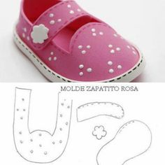 Pixie Faire Miche Designs No-Sew Foam Clogs Doll Shoe Pattern for 18 inch American Girl Dolls - PDF Doll Shoe Patterns, Baby Shoes Pattern, Clothing Patterns, Dress Patterns, Baby Doll Shoes, Baby Doll Clothes, Barbie Clothes, Diy Clothes, Doll Crafts