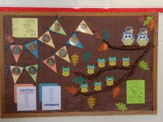 November PTA Bulletin Board