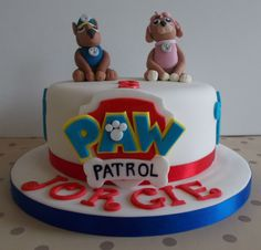 Paw Patrol By Scrumptious Cakes Minehead
