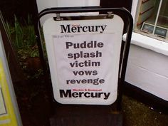 This tale of retribution.   The 41 Most British Things That Have Ever Happened