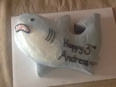Shark  Between the layers. Sweets by Mandy betweenthelayerstreats@gmail.com
