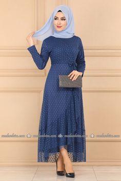 Simple Hijab Tutorial, Gaun Dress, The Dress, Womens Fashion, Collection, Kaftan, Vestidos, Women's Fashion, Woman Fashion