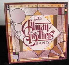 Allman Brothers Band Gatefold  lp Enlighted Rogues Mint, Opened