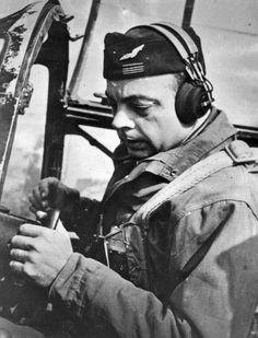 Commandant Antoine de Saint-Exupéry, Forces Aériennes Françaises Libres. (John Phillips)