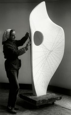 Ali Smith: Looking at the world through the eyes of Barbara Hepworth
