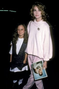 Melissa Gilbert & Sara Gilbert