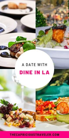Join me as we go on a mini food tour during DineLA's Restaurant Week, a 15-day dining event showcasing the diversity of the best culinary experiences Los Angeles has to offer! #LAFood #CaliforniaFood #DineInLA #LosAngelesTravelGuide #TravelFood Top Travel Destinations, Travel Tips, Lobster And Burger, Los Angeles Travel Guide, 3 Course Meals, California Food, World's Best Food, Paradise Travel, Restaurant Week