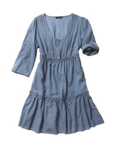 Want this to wear with a cute pair of cowboy boots!!