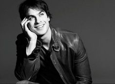 Картинка с тегом «ian somerhalder, smile, and sexy»