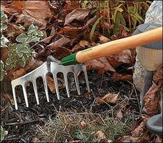 Lee Valley Narrow Rake - Lee Valley Tools