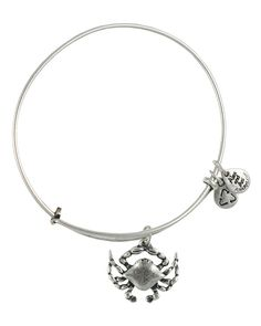 Alex and Ani Crab Expandable Wire Bracelet | Bloomingdale's