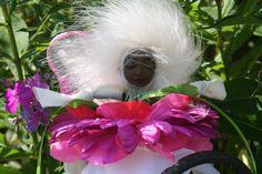 Flower Fairy Doll Bridal Shower Gift Art Doll Fairy
