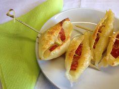 Conchiglioni finger food