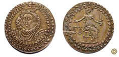 Elizabethan recoinage medal  Early in the reign of Elizabeth I, in the aftermath of the debasements inflicted on the coinage during the reigns of Henry VIII and Edward VI, a recoinage was undertaken that was aimed at restoring faith in the fineness of the coins.