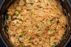 This One-Pot Pad Thai Is An Easy Dinner To Make Tonight