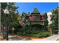 Very Cool historic home in San Diego CA
