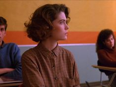 Donna, Twin Peaks. hair