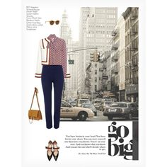 GO BIG by paint-it-black featuring RED Valentino, Ganni, Lauren Ralph Lauren, Gucci, Chloé, Thierry Lasry and StreetStyle