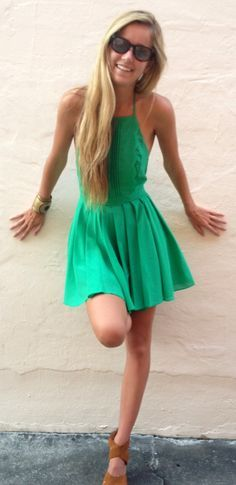 summer green.  this is all just perfect.