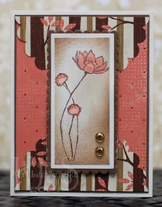 Beautiful Card Using CTMH products