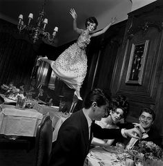 Make sure of being invited back - take along one of your more boisterous girlfriends.