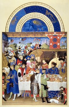 The Book of Hours, medieval life
