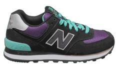 New Balance Lady's 574 Winter Brights Collection