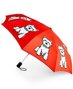 Marc Tetro Westie Umbrella