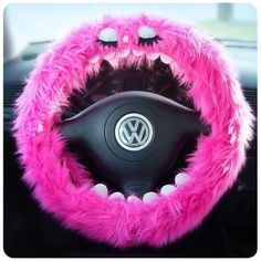 5 Inspired Tips: Old Car Wheels Mercedes Benz car wheels diy vehicles.Car Wheels Diy Tips car wheels drawing posts. Fuzzy Steering Wheel Cover, Volkswagen New Beetle, Camaro Car, Girly Car, Cute Car Accessories, Car Gadgets, Kawaii, Cute Cars, Car Covers