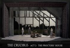 The Crucible - Act 2 by Barrington Stage Company, via Flickr