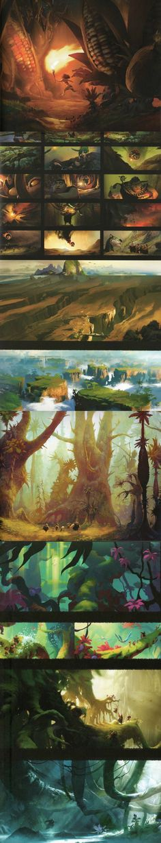 Pin by Cosy Kang on Concept Art _ Illustration | Pinterest