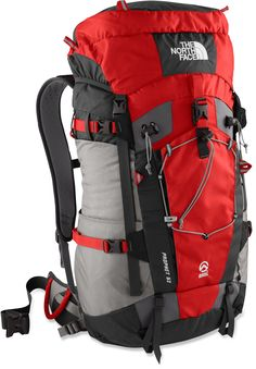 425c482693e Just picked up The North Face Prophet 52   65 in (Centennial Red) for my  Husband   I !