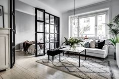 Elegant Scandinavian Interior Design Decor Ideas For Small Spaces 20 #interiordesignideasforsmallspaces