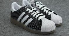 Adidas Originals Superstar CLR Black White D65540  $159.00