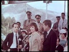 President John F. Kennedy and the Alliance for Progress - YouTube