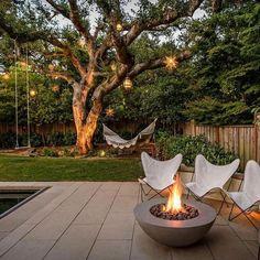 58 New Ideas for patio pergola design string lights Garden Shed Diy, Backyard Garden Design, Patio Design, Garden Swings, Pergola Patio, Backyard Patio, Backyard Landscaping, Pergola Swing, Corner Pergola