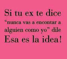 Funny Spanish Memes, Spanish Quotes, Love Quotes, Funny Quotes, Funny Memes, Ex Amor, Tumblr Love, Flirting Quotes, Decir No