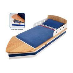 Kidkraft Boat Toddler Cot, Boat Toddler Bed