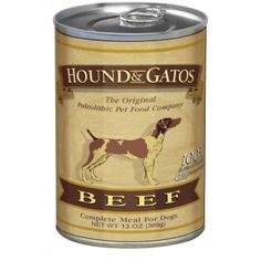 H&G Dog Beef Can (12-13 OZ)