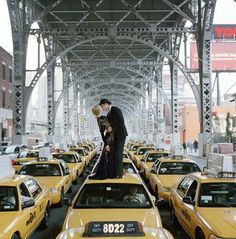 NYC. I guess there is no one cab at Fifth Avenue...
