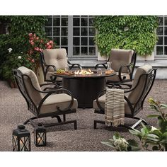 Patio Furniture & Outdoor Furniture Near Me - Sam's Club Furniture Near Me, Teak Outdoor Furniture, Patio Furniture Sets, Painting Furniture, Wooden Furniture, Antique Furniture, Backyard Furniture, Furniture Logo, Furniture Ideas