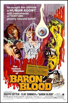 A Hora da Morte EP 42 - Baron Blood - World Of Metal
