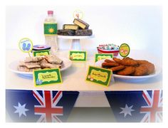 With only two weeks to go until Australia Day, plenty of people are now in the mist of their party planning. Australia Day is a great time to relax with Easy Party Decorations, Party Themes, Party Ideas, Australia Day Celebrations, Going Away Parties, Anzac Day, Xmas Food, Patriotic Party, House Party
