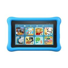 7 Kid-Friendly Tablets for Every Budget: Amazon Fire Kids Edition Tablet: The Amazon Fire Kids Edition tablet is a capable device that packs a quality 7-inch display, a duo of cameras, and expandable storage. Most importantly, the slate comes with a sturdy construction, sweet two-year warranty, and an extensive set of parental controls. As expected from an Amazon product, the Fire tablet comes with an intuitive interface and a bevy of kid-friendly content. The latter includes not only books…