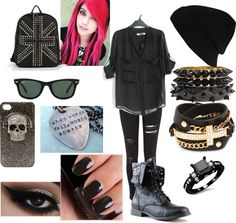 """""""The New Girl"""" by carlie-thomas ❤ liked on Polyvore"""