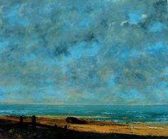 El mar de Gustave Courbet