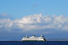 Washington State Ferry | #Seattle