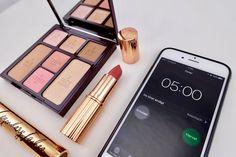 Charlotte Tilbury Instant Look Palette 5 minute Look Anverelle Review Natural Beauty Seductive Beauty