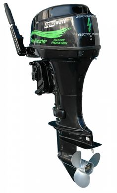 Solar Electric Outboard Motor 6 10hp Solar Launch