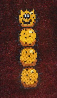 Perler Beads - Mario characters
